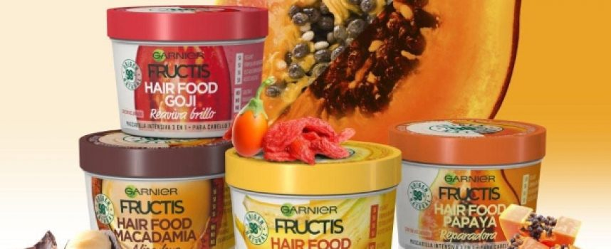 Acquista i prodotti Fructis Hair Food e vinci uno Smoothie Kit