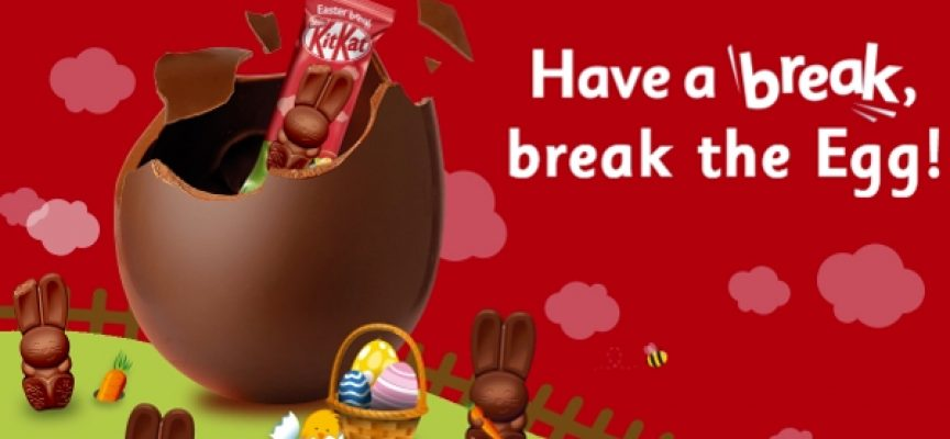 Uovo di Pasqua Kit Kat: in palio 500 voucher TicketOne