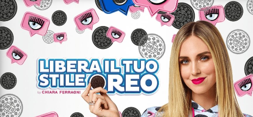 Vinci la capsule collection Oreo by Chiara Ferragni