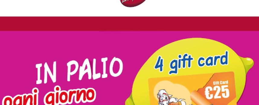 Acquista le caramelle Dufour e vinci una gift card Toys Center