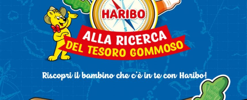Gioca con Haribo e vinci Galaxy Watch Active e E-bike Whistle